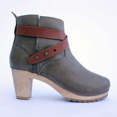 Abilene boot by Bryr clogs.