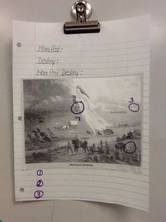 Middle School:  Interactive Notebooks and Foldables