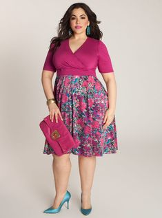 images of plus size womens' fashions | Dressing for Summer 2013 comes down to this – don't be afraid to ...