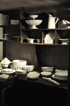 Ceramics by Astier de Villatte