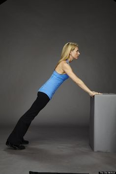 If you have diastasis recti, which most women who have been pregnant do - these are great exercises for getting rid of the bulge