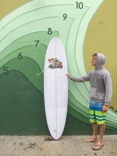 Super Revolver  | Harbour Surfboards