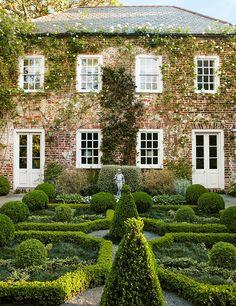Charleston garden.