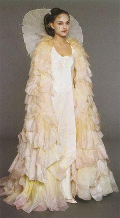 natalie portman star wars dress- Entertainment All