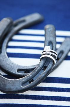 Rings and horseshoes