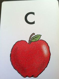 C is for 'crisp'?