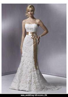 Lace Bridal Gowns #bridal #gowns #lace