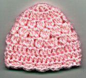 JOANNE'S Preemie Hat Crochet Pattern - Free Crochet Pattern Courtesy of Crochetnmore.com crochet hat, pattern courtesi, hat crochet, crochet premie hat patterns, crochet patterns, preemi hat, premi hat