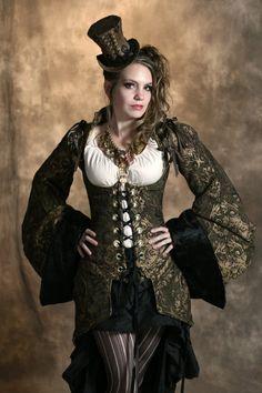 Vixen Pirate Coat   Store   Damsel in this Dress