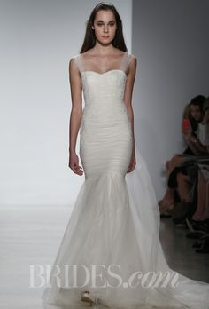 the ever-feminine Adele gown by Christos