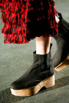 Dries Van Noten Spring 2014 Ready-to-Wear Collection #shoes