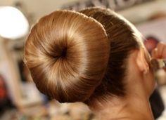Large bun girl hair, holiday hair, short hair styles, hairstyle ideas, socks, braid hair, beauti, hair buns, sock buns