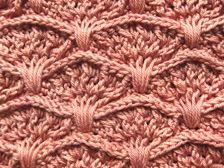 textured crochet stitch