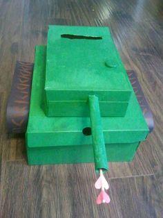 Landon's Valentines box