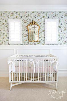 Nursery. Shea McGee Design