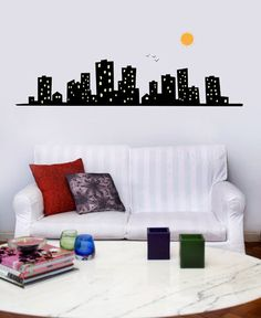 wall decal - day...
