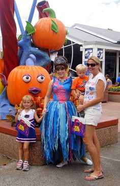 When I travel to Orlando, I'm thankful for the fun we have as a family! ~Mommy Frog  #UndercoverTouristPinterestGiveaway