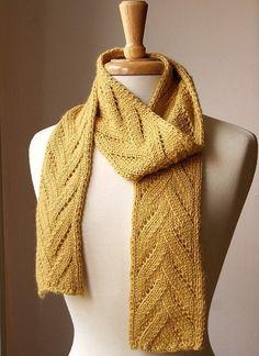 chevron scarf