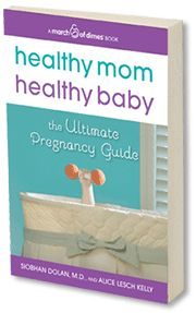 The March of Dime's pregnancy guide; Healthy Mom Healthy Baby.