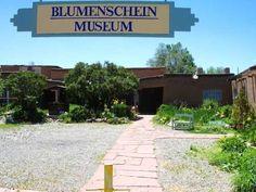 Historic <b>Blumenschein</b> Home and <b>Museum</b> - Ledoux Street