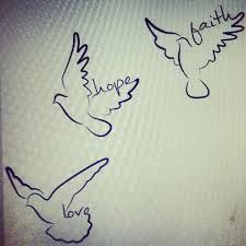 pretty bird tattoos for girls - Google Search