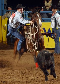 National Finals Rodeo in Las Vegas - the best rodeo ever and the shopping is great too