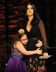 """Katy Perry was quoted as saying """"this is the most important thing I have ever done"""" referring to her stage stealing duet and involvement with John Stewart's A NIGHT OF TOO MANY STARTS that benefits children affected by this epidemic neurological disorder, AUTISM."""