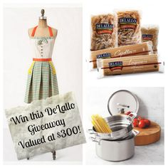 Win this Awesome @DeLallo Foods #Giveaway valued at $300! #prize #entertowin #delalloww