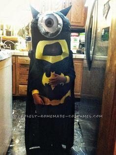 Cheap Batman Minion Costume for Anyone...