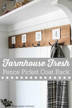 Diy Farmhouse Fence