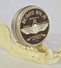 Natural Petroleum-Free Beard Balm
