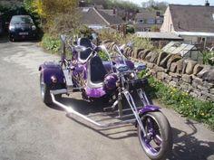 Trike chopper for sale - Yakaz Motorbikes