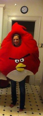 Angry Bird from Lyzajo J.