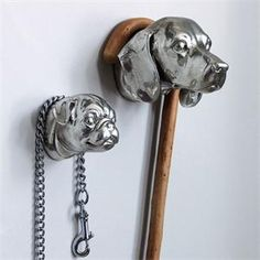 Dog Head Hooks >> http://marketplace.diynetwork.com/styleboard/wishlistshow.aspx?wishlist=13056=EV_HOLIDAY_UNIQUE_GIFTS_MP=pinterest