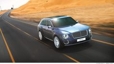 Bentley not backing down from luxury SUV
