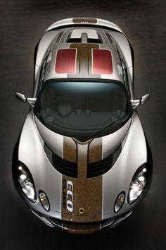 2008 Lotus Eco Elise #LuxuryCars #VintageCars #SportCars #ConceptCars