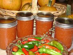 Canning Heirloom Tomato Ketchup