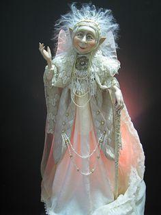 fairi art, fantasi, uniqu doll, art figur, art doll, clay fair, lorel lehman, doll collect, artwork