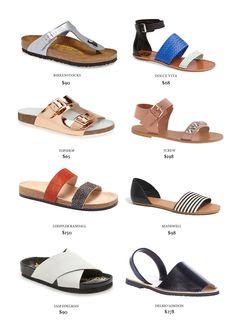 summer sandals, @katea