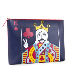 King Queen Reversible Pouch, Would this make a good gift? http://keep.com/king-queen-reversible-pouch-by-julieh76/k/2T8QejgBOk/