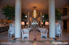 Lobby at the Tides South Beach