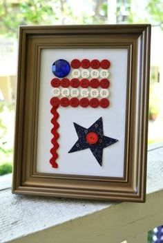 Patriotic Crafts: 4th of July and Memorial Day