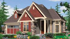 Nice plan.  This 2 story Cottage features 2080 sq feet. Call us at 866-214-2242 to talk to a House Plan Specialist about your future dream home!