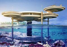 Dubai Underwater Hotel