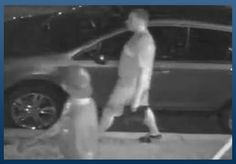 Wanted: Suspect for Vandalism in the 15th District [VIDEO]