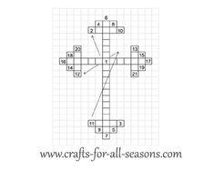Easter Cross Craft
