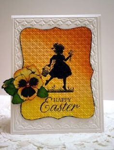 Stampin' Up Easter Blossoms