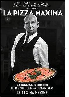 La Piccola Italia Middelburg introduce La Pizza Máxima