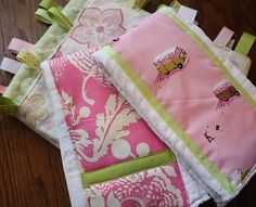 Baby Blanket Taggie