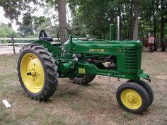 1950 John Deere B tractor